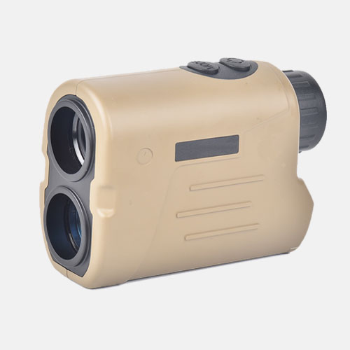 lindu optics Elift tactical desert yellow 400M laser rangefinder