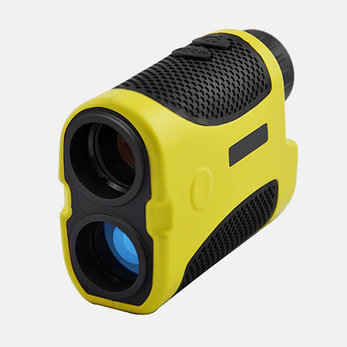 lindu optics FlashX yellow tactical hunting golf 1200M laser rangefinder