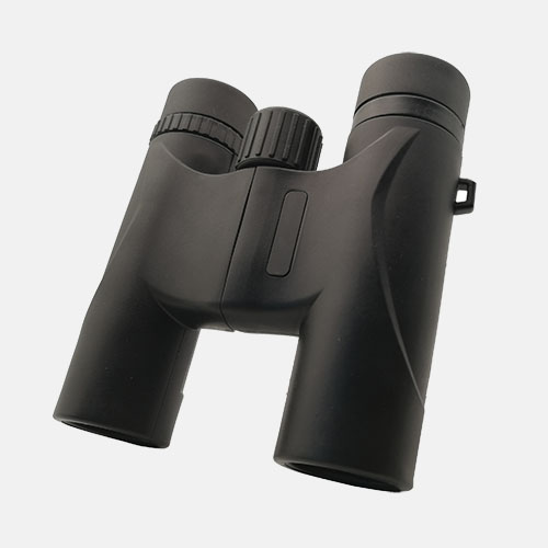 lindu optics black ELF compact 10x25 binoculars