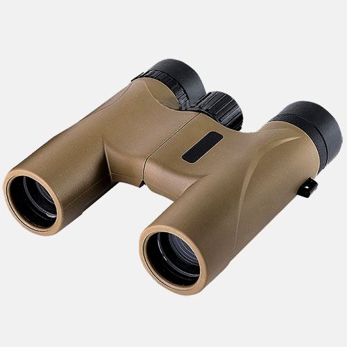 lindu optics coffee ELF compact 10x25 binoculars