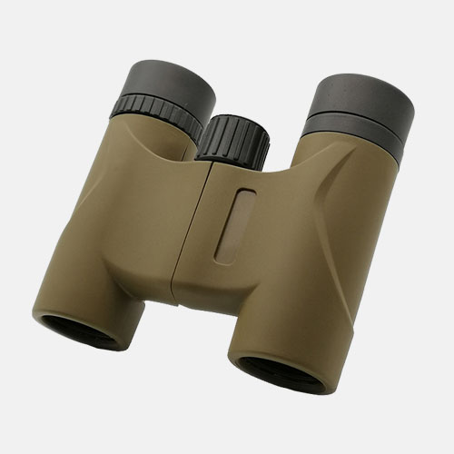 lindu optics coffee ELF compact 8x21 binoculars