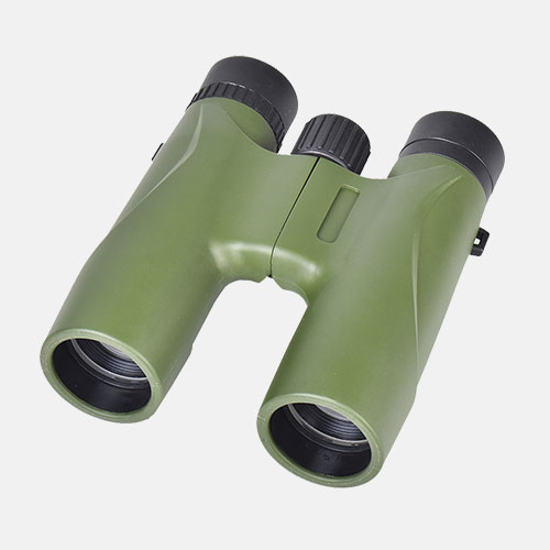 lindu optics dark green ELF compact 12x32 binoculars