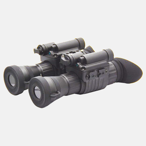 lindu optics gen 2+ 3 image intensifier tube night vision binoculars 3x