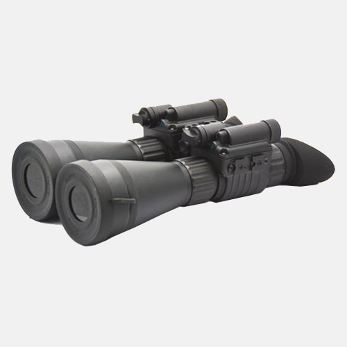 lindu optics gen 2+ 3 image intensifier tube night vision binoculars 5x