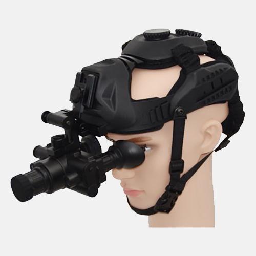 lindu optics gen 2+ 3 image intensifier tube night vision goggles 1x