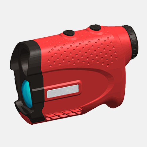 lindu optics golfplus red 400M golf laser rangefinder pinseeker and slope