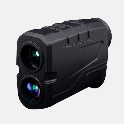 lindu optics golfx black golf laser rangefinder pinseeker with jolt and slope