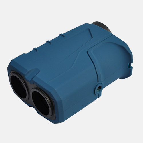 lindu optics golfx blue 600M golf laser rangefinder pinseeker with jolt and slope