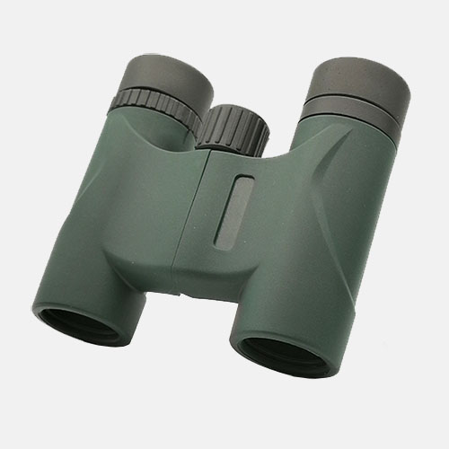 lindu optics green ELF compact 8x21 binoculars