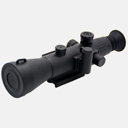 lindu optics 4X 5X gen 2+ gen3 night vision rifle scope sight