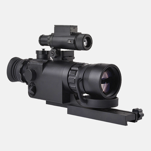lindu optics 3X super gen 1 night vision rifle scope