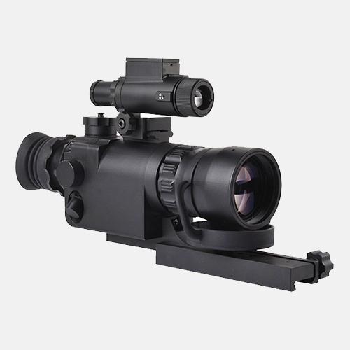 lindu optics 3X super gen 1 night vision rifle scope