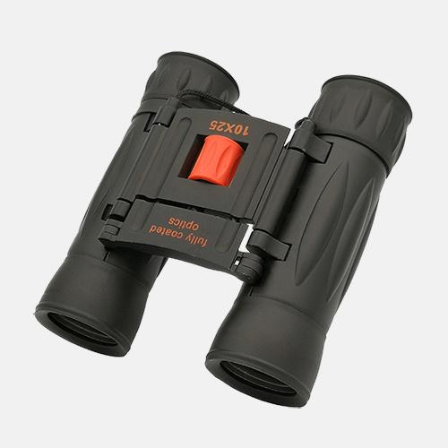 lindu optics celestron 10x25 binoculars red
