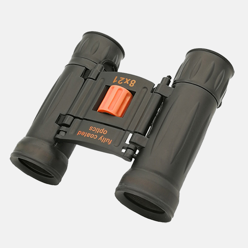 lindu optics celestron 8x21 binoculars red