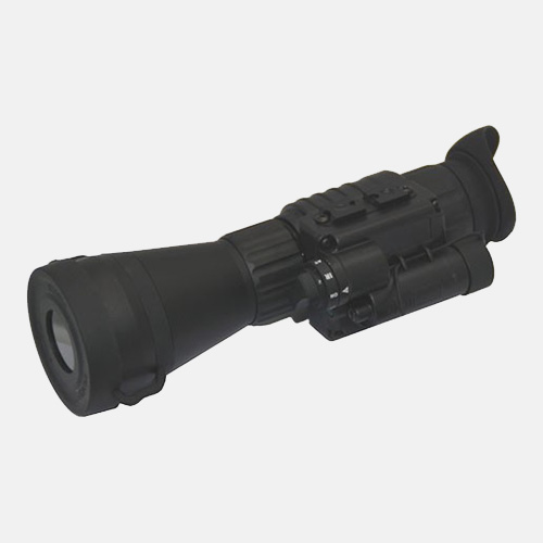 lindu optics gen 2+ 3 image intensifier tube night vision monocular 4x