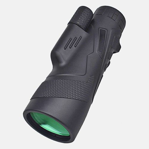 Lindu Optics high quality nitrogen filled 10x50 12x50 waterproof monocular