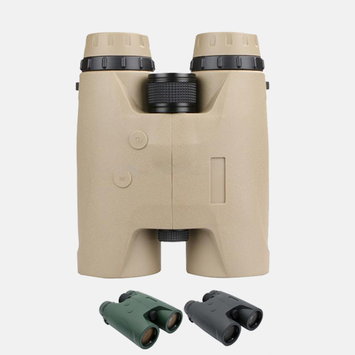 Lindu Optics military 1500M hunting 8x42 binoculars rangefinder
