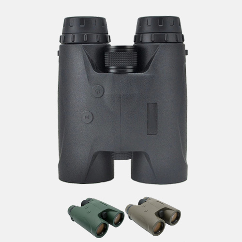 Lindu Optics military 1800M hunting 8x42 binoculars rangefinder