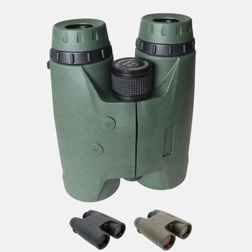 Lindu Optics military 2000M hunting 8x42 binoculars rangefinder