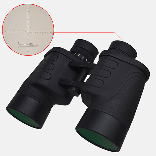 Lindu Optics waterproof rangefinder reticle T95 7x50 military binoculars