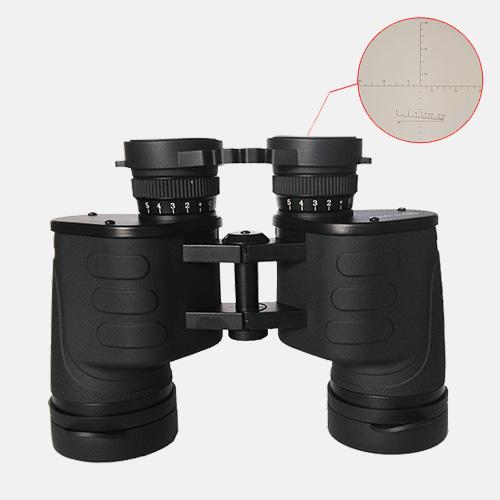 lindu optics waterproof military 7x40 binoculars with reticle ragnefinder